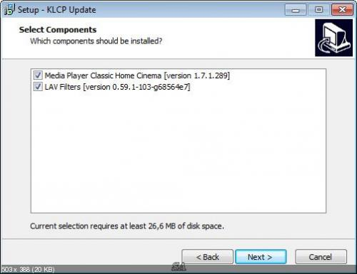 K-Lite Codec Pack Update 10.2.3 [En]