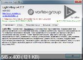 Light Alloy 4.7.7 Build 903 RC 2 Portable