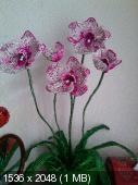 Мои цветочки из бисера 4eb966f2d321dac1ef9d75210dc6b828