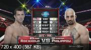 Бои без правил - UFC Fight Night 35 / UFC Fight Night 35: Rockhold vs Philippou (2014) HDTVRip