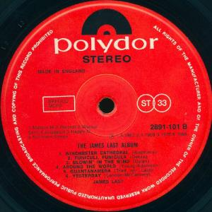 James Last - The James Last Album (1971)
