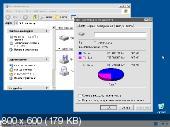Windows XP SP3 Mini v14.1 (RUS/2014)
