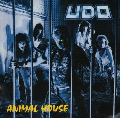 U.D.O. (UDO) - Дискография [24CD] (1987-2002) [Pt.I] (Lossless) + MP3