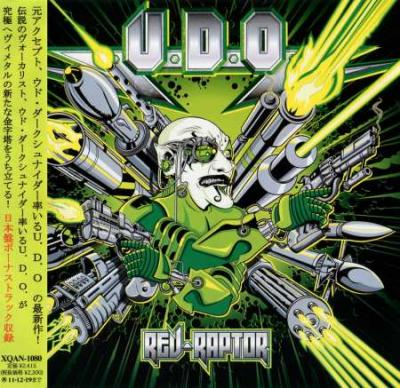 U.D.O. (UDO) - Дискография [17CD] (2003-2013) [Pt.II] (Lossless) + MP3