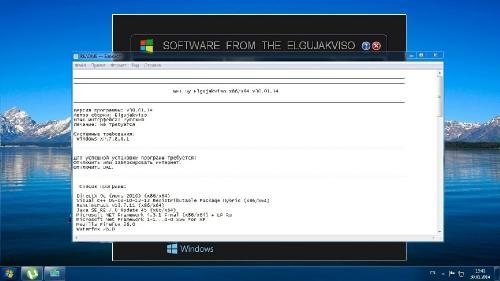 WPI By Elgujakviso x86/x64 v30.01.14 (2014/RUS)