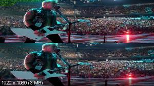 Без черных полос (На весь экран)  Metallica: Сквозь невозможное / Metallica Through the Never (by Ash61)