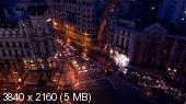 4K Демо ролик от телеканала Canal+4k 2160p / 4K Demo video from chanel Canal+4K 2160p [2013, Тестовое видео, Master 2160p]