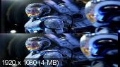 Тихоокеанский рубеж / Pacific Rim (2013) 3D (HOU) BDRip 1080p / 10.8 Gb [Half OverUnder / Вертикальная анаморфная стереопара]