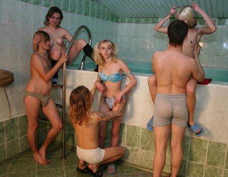 Как проводит свободное время русская молодежь