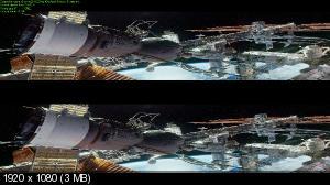 ���������� / Gravity (2013) BDRip 1080p   3D-Video   halfOU   ��������