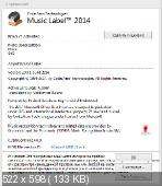 Music Label 2014 Professional 20.0.1 Build 2914