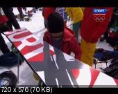 XXII Зимниe Олимпийскиe игры. Сноуборд. Хафпайп. Квалификация + Финал [Спорт] [11.02] (2014) IPTV