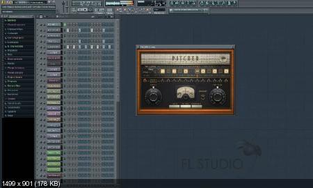 FL Studio 10 RUS + Ключ