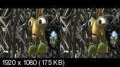 Кумба 3Д / Khumba 3D Горизонтальная анаморфная