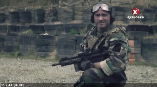 Службы специального назначения. Ближний бой / Close Quarter Battle (season 1, episode 1-12 of 13) (2012) SatRip