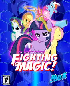 My Little Pony: Fighting is Magic  (2014) (1.0 Tribute Edition)
