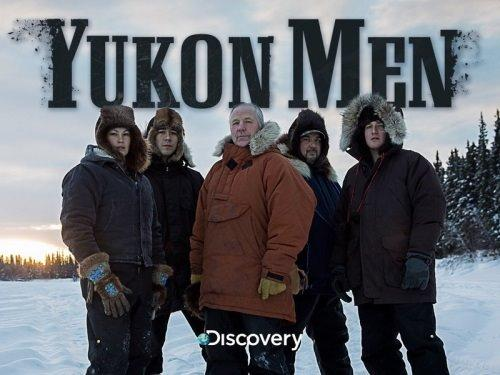 Discovery Channel: Парни с Юкона / Discovery Channel: Yokon Men (Сезон 2, Серии 1-16 из 16) (2013) SATRip