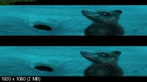 Прогулки с динозаврами 3D / Walking with Dinosaurs 3D (2013) BDRip 1080p от Ash61 | 3D-Video | halfOU