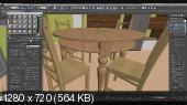 3D Max — с нуля до результата за 12 дней (2013) Видеотренинг