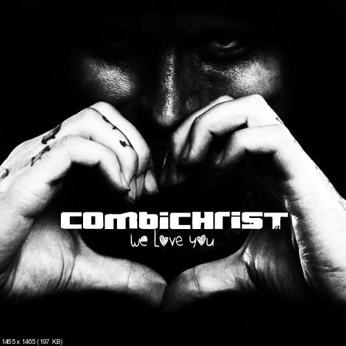 Combichrist - We Love You (2014)  [2CD Limited Edition]