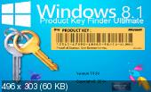 Windows 8.1 Product Key Finder Ultimate 14.03.1