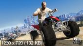 GTA 5 / Grand Theft Auto V (2013) PS3