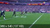 ������������ ������. NFL 2014-15. Super Bowl XLIX. New England Patriots vs Seattle Seahawks [01.02] (2015) WEB-DL