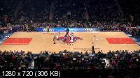 Баскетбол. NBA 14/15. RS: Los Angeles Lakers @ New York Knicks [01.02] (2015) WEB-DL 720p | 60 fps