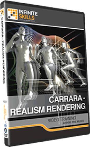 InfiniteSkills - Carrara - Realism Rendering Training Video