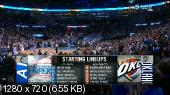 ���������. NBA 14/15. RS: Los Angeles Clippers @ Oklahoma City Thunder [08.02] (2015) HDTVRip 720p | 50 fps