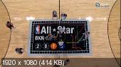 ���������. NBA 14/15. NBA All-Star Weekend 2015 / BBVA Rising Stars Practice. World @ USA [13.02] (2015) HDTV 1080i