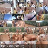 PickupFuck - Leila - Sexy Pickup Girl Leila Plays Hot Games [HD 720p]