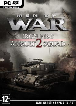 Men of War: Assault Squad 2 - Iron Fist (2015, PC)