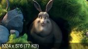 Большой кролик Бак (2008) BDRip (AVC)