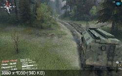 Spintires (v1.0/2014/RUS/ENG/Multi) SteamRip Let'sPlay