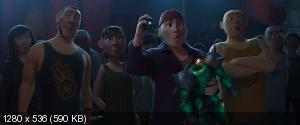 Город героев / Big Hero 6 (2014) BDRip 720p | Лицензия