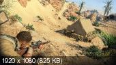 Sniper Elite 3 (v.1.15а + DLC/2014/RUS/ENG) SteamRip от Let'sPlay