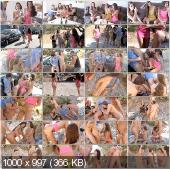 CollegeFuckParties - Agnessa, Carla, Leila - Real Sex Party On The Sunny Beach Part 1 [HD 720p]
