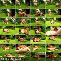 TeenDorf - Jarmila - Sex On The Lawn With A Redhead Girl [HD 720p]