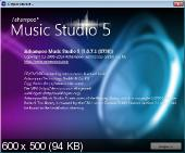 Ashampoo Music Studio 5.0.7.1 DC 23.3.2015