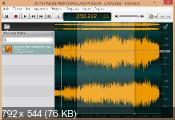 Ocenaudio 2.0.15 - редактор аудио