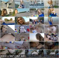 PublicSexAdventures - Anika - Steamy Public Fucking On The Beach [HD 720p]