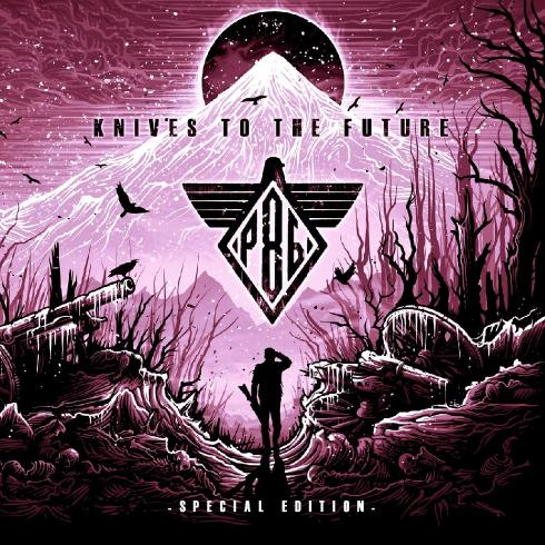 Project 86 - Knives to the Future (Special Edition) (2014)