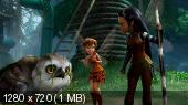���: ������� � �������� / Tinker Bell and the Legend of the NeverBeast (2014) BDRip 720p | �������������� ���������