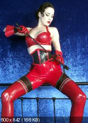 Tags: Latex, Rubber, Glamour, Fashion