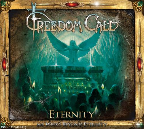 Freedom Call - Eternity: 666 Weeks Beyond Eternity (2015) MP3