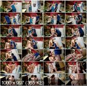 TeenBurg - Iveta - Hot Teenage Fucking In The Kitchen [FullHD 1080p]