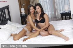 Suzie Carina and Tess Lyndon - Bedtime Lovers.zip