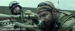 Снайпер (2014) BDRip-AVC | D, P, A