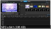 Corel VideoStudio Ultimate X8 18.1.0.9 SP1 + Content RePack by PooShock